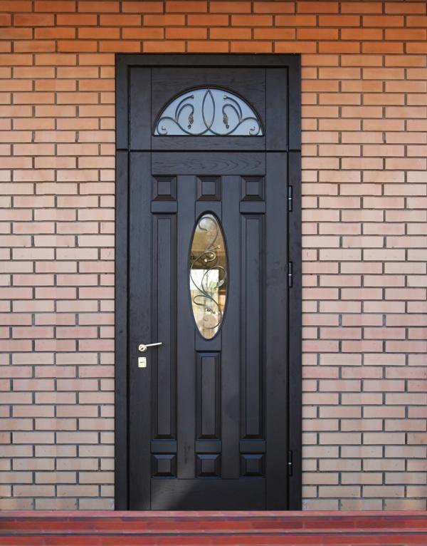Porte d'entrée alu ou acier ou pvc